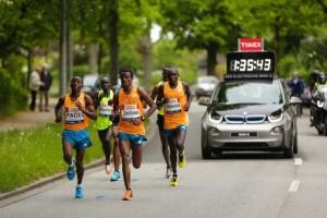 Marathon: Haspa Marathon Hamburg 2014