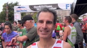 Bruce Deacon Interview – 2014 GoodLife Fitness Victoria 8K