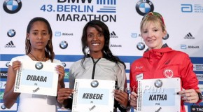 BMW BERLIN-MARATHON on Sunday: Aberu Kebede has another crack at the 2:20 barrie