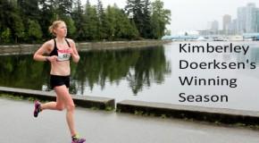 Kimberley Doerksen's Winning Season