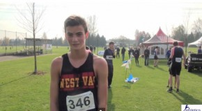 Rowan Doherty – 2013 BC Cross Country Champion