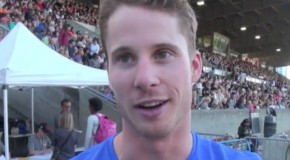 As good as gold: Derek Drouin, 2016 Rio Olympic Games Champion