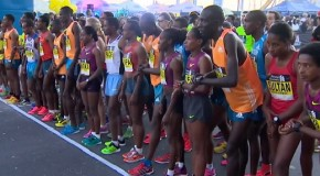Dubai Marathon Highlights VIDEO
