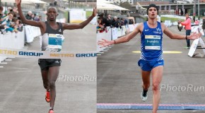 Japhet Kosgei and Zsofia Erdelyi win in Duesseldorf, Hendrik Pfeiffer qualifies for Rio