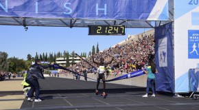 Luka Rotich and Nancy Arusei win Athens Marathon