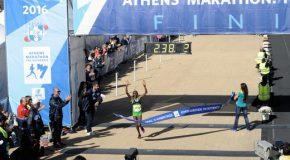 Nancy Arusei of Kenya returns to defend Athens Marathon title