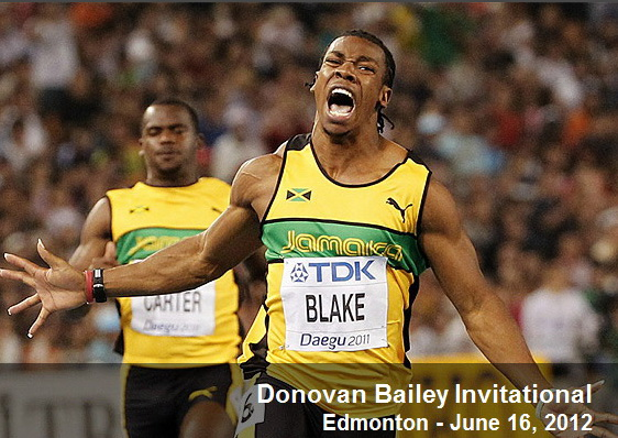 Donovan Bailey Invitational – National Track League