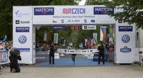 Course Records fall as Elijah Serem of Kenya and Ethiopia's Mulu Seboka triumph in Karlovy Vary