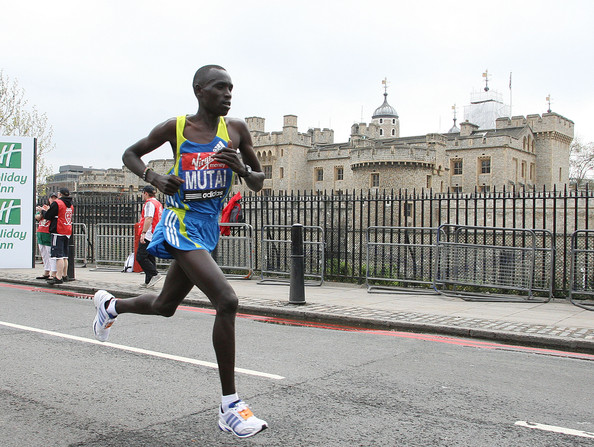 Emmanuel Mutai – Interview