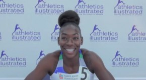 2015 Harry Jerome Track Classic: Keylon Eppinger Interview