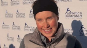 2014 Canadian Cross Country Championships: Paula Findlay Interview