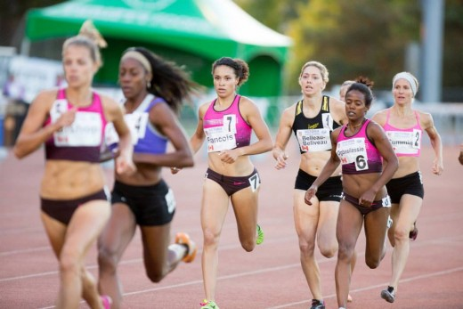 Rachel Francois Making Strides After Stellar Weekend
