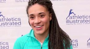 Rachel Francois interview before USport Cross Country Championships