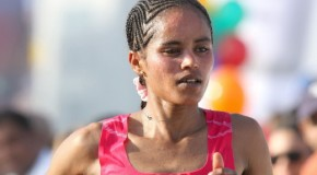Meseret Mengistu leads strong Ethiopian quartet in Frankfurt Marathon while Germany's Lisa Hahner runs her marathon comeback