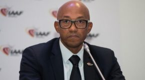 Fredericks steps down from IAAF Taskforce amid IOC investigation into suspicious payments