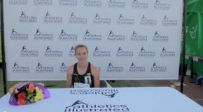 Kerri Gallagher interview Victoria Track Classic