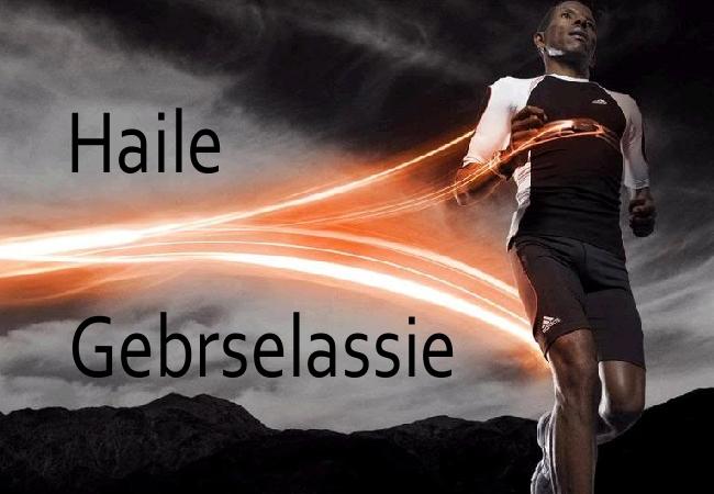 Haile Gebrselassie Interview