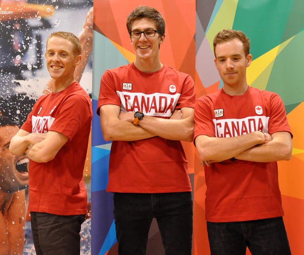 Coolsaet, Gillis and Wykes – Ready for Marathon Action