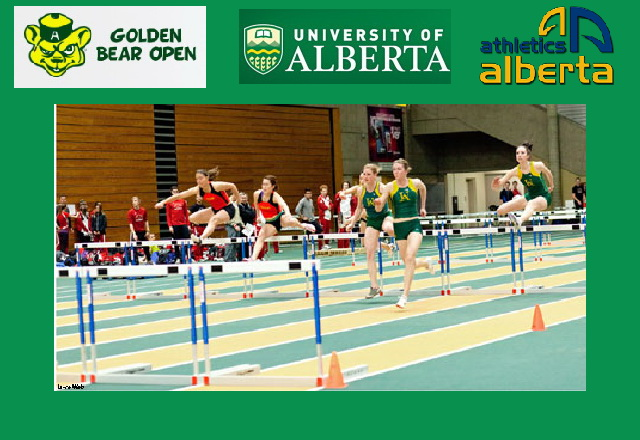 Exciting Golden Bear Indoor meet Set for Jan. 18 – 20th