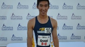 Christian Gravel Interview – 2014 Victoria Track Classic
