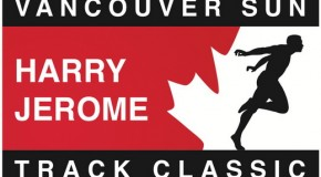 Harry Jerome Track Classic Preliminary Start Lists