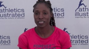 2015 Harry Jerome Track Classic: Patricia Hall Interview