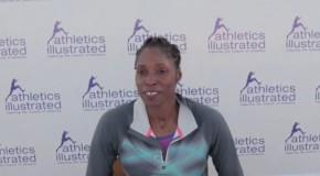 2015 Victoria Track Classic: Patricia Hall Interview