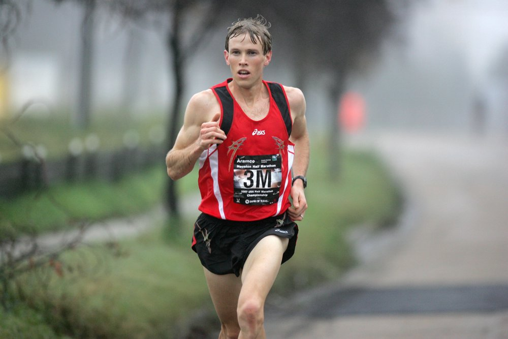 "Ryan Hall – ""Excited to Toe the Line"""