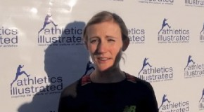 2014 Canadian Cross Country Championships: Rachel Hannah Interview