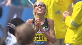 Jordan Hasay's excellent marathon debut