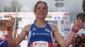 Anja Scherl delivers fresh boost to Germany's hopes for distance success