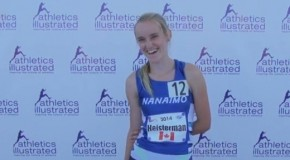 Madison Heisterman Interview – 2014 Victoria Track Classic