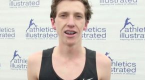 Keaton Heisterman interview – 2017 BC High School Cross Country Championships