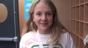 Hannah Henry interview – 2015 BC High School Cross Country Championships