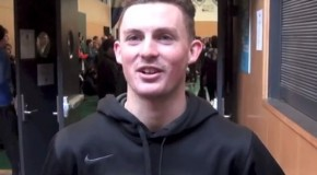 Brendan Hoff interview – 2015 BC High School Cross Country Championships