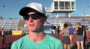 Brendan Hoff interview – Double 2016 BC High School Champion