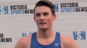 Brendan Hoff Interview – 2015 Vancouver Island Cross Country Championships
