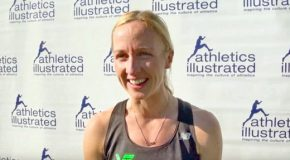 Video interview: Sarah Inglis – 2017 BC Cross Country Championships
