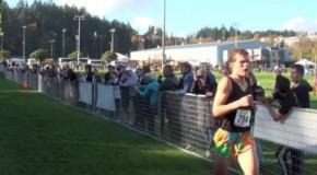 2014 BC High School Cross Country Championships Jr. Boy's Race