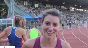 Jessica Smith Interview – 2014 Harry Jerome Track Classic