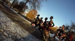 2014 Canadian Cross Country Championships: Jr. Men's Race