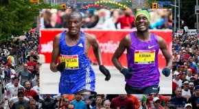 East African Rivalry Renewed at Scotiabank Toronto Waterfront Marathon