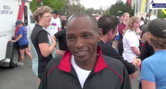 Kip Kangogo – Video: Post TC10k Interview