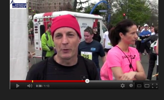 Kevin O'Connor – Video Interview – 2012 TC10k Masters Winner
