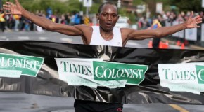 Kangogo and Murage Win 2014 TC 10k