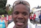 Dancan Kasia Interview – 2014 GoodLife Fitness Victoria Half Marathon