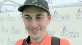 Justin Kent interview – 2016 BC Cross Country Championships
