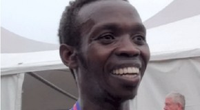Willy Kimosop Interview – 2014 GoodLife Fitness Victoria Half Marathon