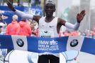 Eliud Kipchoge returns to the 2018 Virgin Money London Marathon