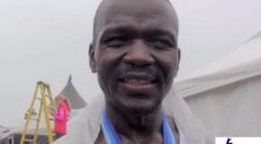 Daniel Kipkoech Interview – 2014 GoodLife Fitness Victoria Marathon